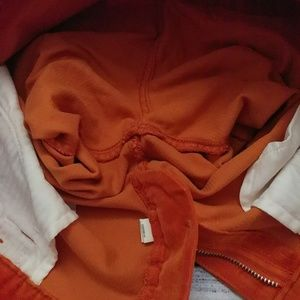 Banana Republic Jeans - Banana Republic bold pumpkin orange corduroy pants